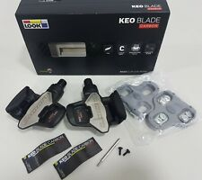 Look Keo Blade Carbon 8+12Nm Road Clipless Bicycle Pedal Black