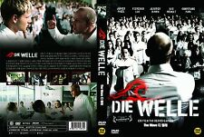 Die Welle, The Wave,2008 (DVD,All,New) Dennis Gansel, Frederick Lau, Max Riemelt