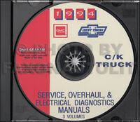 1992 Gmc Electrical Wiring Diagram Service Manual Sierra Yukon Suburban 3500 Hd Ebay