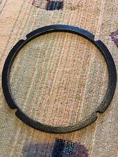 """Cerwin Vega D1 8"""" Woofer Gasket Trim Ring, Original!"""