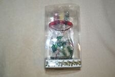 2008 Yankee Candle Glass Tart Warmer With 3 Tarts Holly & Holly 00004000  Berries