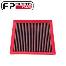 FB863/20 BMC High Performance Air Filter- K&N 33-2457, Ryco A1838, Wesfil WA5211