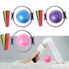 Training Ring Band Yoga Ball Exercise Equipment Expanded Accessories 1set Pilate