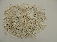 Lego 5X Pounds WHITE Parts Pieces Building Brick Specialty Bulk lb Lot 1