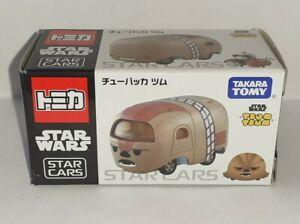 Véhicule Miniature Star Wars Chewbacca Cars Tsum Tsum Takara Tomy A-10 no Jabba