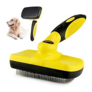 Dog Brush Professional Grooming Hair Slicker Shedding Long & Short Hair for pet