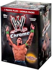 WWE Wrestling 2014 WWE Chrome Trading Card BLASTER Box [8 Packs]
