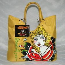 "ED HARDY Handtasche / Shopper ""Veronika"" Gelb"