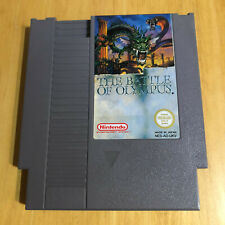 Nintendo NES Game - The Battle of Olympus
