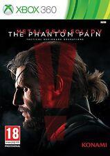 Metal gear solid v: the phantom pain-standard edition (Xbox 360)