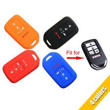 Silicone Remote Key Case Fob Cover Holder For Honda Crown URV Civic CRV 1pc