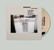 Interpol : A Fine Mess CD EP (2019) ***NEW*** FREE Shipping, Save £s