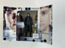 BRAND NEW Sherlock Action Figure Underground Toys BBC TV Benedict Cumberbatch