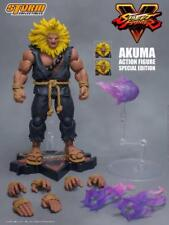 STM87052: Storm Collectible Street Fighter V Akuma Action Figure - Special Ed.