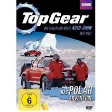 BBC - TOP GEAR - DAS POLAR ADVENTURE  DVD NEU