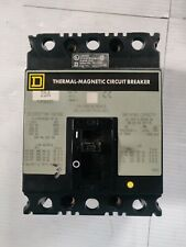 Square D FHP FHP360025 25a  Breaker reconditioned