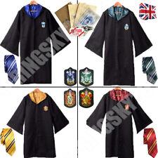 Harry Potter Gryffindor Cape Cloak Halloween Cosplay Party Costume Fancy Dress
