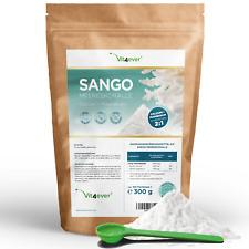 Sango Meereskoralle - 300g reines Pulver - Calcium (Kalzium) & Magnesium 2:1