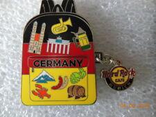 Hard rock cafe munich-global backpack series pin