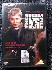 THE ODESSA FILE - UK DVD Release - Region 2 PAL - NEW - Jon Voight - OOP - Rare
