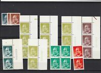 Spain Mint Never Hinged Stamps Ref 23357