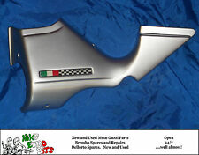 MOTO GUZZI V11 SPORT   SIDE PANEL - LEFT - SILVER