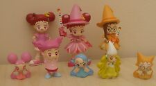 ANIME OJAMAJO MAGICAL DOREMI GIRLS FIGURE SET COLLECTIBLE DOREMI MINATURE SET 8