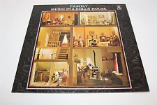 Family Music In A Doll's House LP Record 1968 VG+/VG+ U.K Release Psychedelic