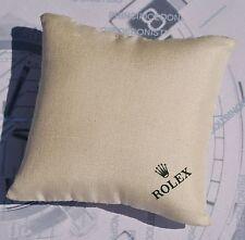 Cuscino 7x7 cm. circa porta orologio per vetrina ORIGINALE ROLEX