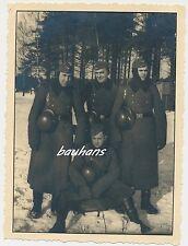 Foto de soldados-Wehrmacht-Bergen 1940 (e766)