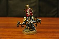 Gw Warhammer 40K Space Wolves Wolf Lord in Terminator Armor High Tabletop Paint