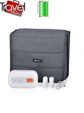 MOYEAH Cpap Cleaner &Travel Sanitizer Bag For Resmed Respironics Tube Adaptors