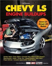 Chevy LS Engine Buildups REBUILD LS1-LS9 SMALL BLOCK GM WORKSHOP REPAIR MANUAL