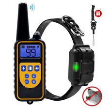 Anti Barking Dog Training E-Collar No Bite Dog Shock Collar for Small Medium Dog