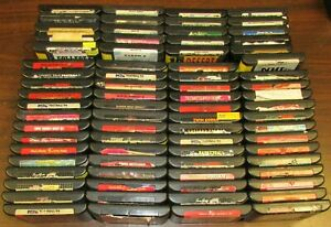 Lot of 76 Sega Genesis Games Fast Shipping! Wholesale Lot!