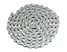 "Chrome 1/2"" x 3/32"" YBN S50 Bike Chain 5 6 7 Speed Vintage Mountain Road Bicycle"