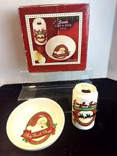 Santa Chip & Beer Gift Set/ Grassland Road/ Brand New still in Box