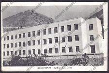 PALERMO MONTELEPRE 02 SCUOLE Cartolina viaggiata 1957
