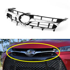 For Toyota 2015 2016 2017 Camry SE XSE Front Upper Chrome Grille Replacement