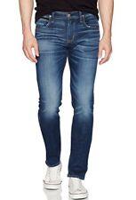 NWT $198 Hudson Blake Slim Fit Straight Leg Men's Jeans Sz 38 x 35 Genuine Wash