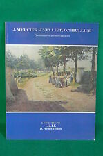 catalogue vente enchères LILLE 1989 Art nouveau deco bijoux tableaux Livres