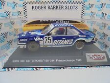 "Spirit 0801702 BMW 635CSi Gitanes ""Francorchamps 1983"" #25  BNIB"