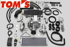 TOM'S OEM SUPERCHARGER HYPER COMPRESSOR BOLT ON KIT FOR 17-18 SCION FR-S 86 BRZ