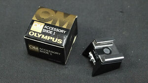 Olympus Accessory Shoe 1 for OM-1 Camera w/ BOX