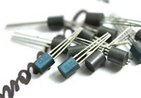 4pcs - PHILIPS PH2369 NPN Switching 15V 200mA TO-92 Transistor - NOS