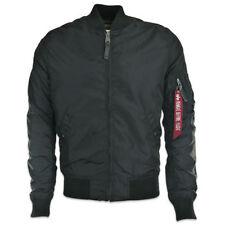 Alpha Bomber, Harrington Hip Length Coats & Jackets for Men
