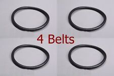 "4 Powr-Flite ""Long Life"" Belt. f631 Powr-Flite vacuum upright commercial models"