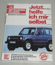 Reparaturanleitung Mitsubishi Pajero L040, Baujahre 1982 - 1990