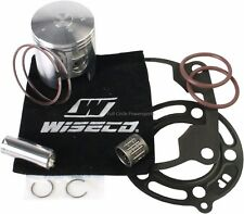Wiseco Top End Rebuild Kit 1998-2000 Kawasaki KX80 Piston Gasket Bearing 48 mm