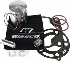 Wiseco Top End Rebuild Kit 1991-1997 Kawasaki KX80 Piston Gasket Bearing 48 mm